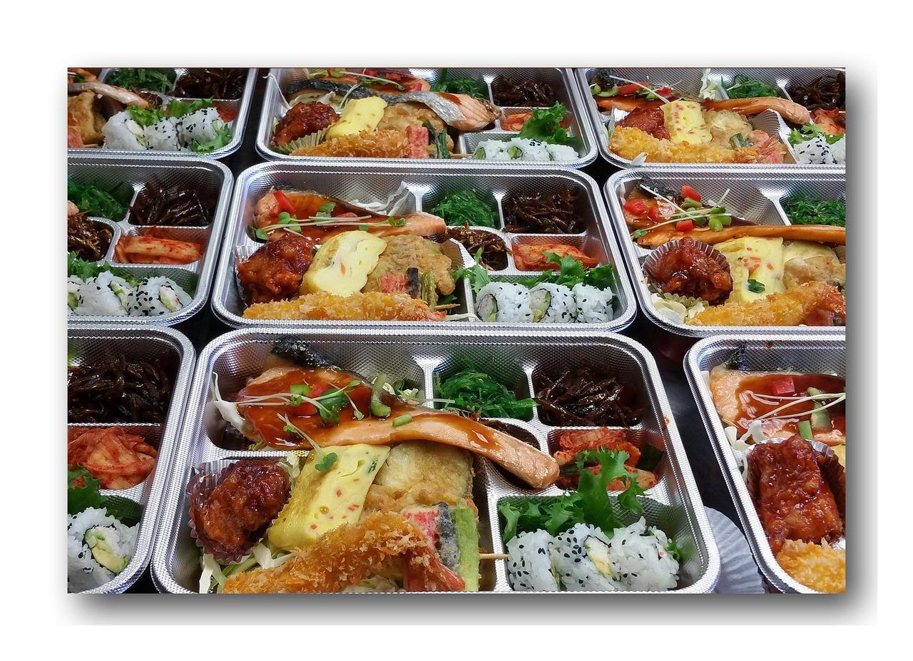 Organiser un Lunch à la maison avec des amis.